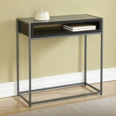 TFG Wabash Storage Console Table & Reviews | Wayfair