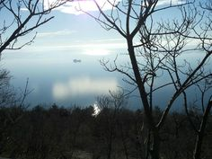 **Strada Vicentina (great view from walking path, Take the old tram to Obelisco, get off there and the walking path starts right here. You can walk all the way to Prosecco, about 4 kilometers. Its a beautiful walk with some stunning views - Trieste