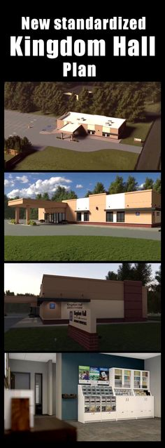 New plan for all Hall construction