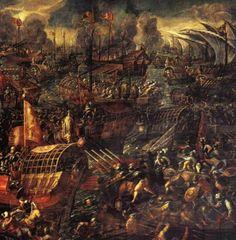 the battle of lepanto