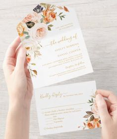 Boho Chic Autumn Wedding All In One Invitations #bohowedding #weddinginvitations #autumnwedding Burgundy Wedding, Autumn Wedding, Boho Wedding, Floral Wedding, Bohemian Wedding Decorations, You Are Invited, Boho Chic, Wedding Inspiration, Invitations