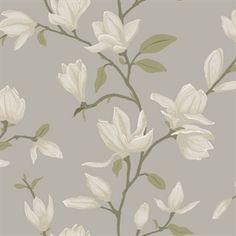 Manor House är en flärdfull kollektion, inspirerad av 1600-talets England, med modern touch. Vackra mönster i form av frodiga svallande rosor, eleganta medaljonger, stilfulla ränder och majestätiska magnolior utgör denna kollektion. Färgpaletten av naturliga nyanser går från mjuka vita toner, beige till ljusa och mörkare grå och bruna toner.