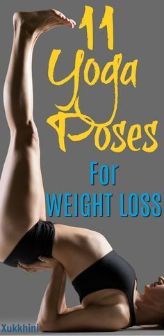 Forget hours of fruitless cardio! Lose weight and shift your belly fat with these 11 yoga poses for weight loss | lose weight fast | yoga for weight loss | yoga for beginners | lose weight quickly