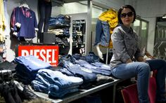 #KimMy #Jeans #of #World #Shop #Emmen #Center #Jeans by #Diesel #Hemd by #Only