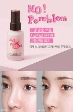 touch in SOL - No Poreblem Primer 30ml #koreanbeauty #koreanmakeup #primer