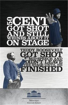 Ha!  Love this poster...Teddy's a bamf!