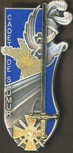 insigne Promotion ÉOR Cadets de Saumur
