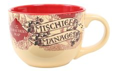 'Harry Potter' Marauder's Map Mug For A Little Soup Or A Lot Of Coffee