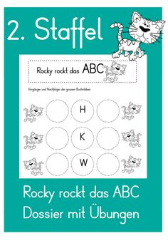 Das Abc, Alphabet, Word Search, Map, Words, Author, Mathematics, Educational Activities, Teacher