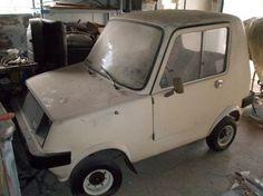 Portuguese Car-Sado 550