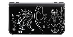 New Nintendo 3DS XL Console: Pokémon Sun and Moon Edition - EB Games Australia