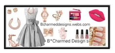 """B* Charmed Designs"" by bcharmeddesigns on Polyvore featuring Gianvito Rossi, Oscar de la Renta, Tory Burch, Chanel, Michael Kors, Accessorize, Lime Crime, Estée Lauder, Viktor & Rolf and Victoria's Secret"