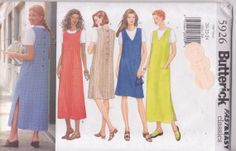 Sewing pattern for loose fitting Aline jumper by beththebooklady, $4.99