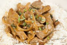 Beef Curry with Coconut & Cream