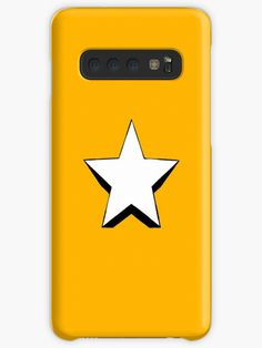 This brand new 'Star' design will look great on any product. It is timeless, bold and eye-catching. / Treat yourself and somebody else and find the perfect gift! Choose from the many varieties of products and BUY IT NOW to place your order. Black And White Stars, Galaxy Design, New Star, Style Snaps, Star Designs, Sell Your Art, Protective Cases, Finding Yourself, Samsung Galaxy