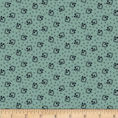 Designed by Judie Rothermel for Marcus Fabrics, this cotton print fabric is perfect for quilting, apparel and home decor accents. Colors include shades of blue.