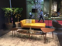 Contemporary and trendy sofas from MaxDivani Salone del Mobile 2016 100 Awesome Living Room Ideas from Salone del Mobile 2016
