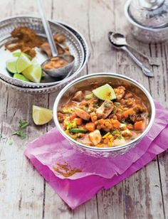 Indická šošovicová polievka | Recepty.sk