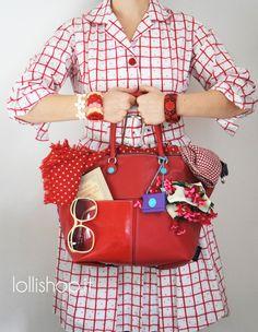 Gabs bag G3 MOMU rossa lollishop.it