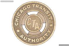 CTA token - Chicago