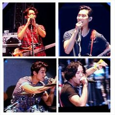 CNBLUE can't stop live in Manila