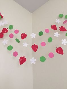 Welcome To Clic Banners Having A Strawberry Shortcake Themed Party Event Dress It