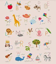 Montessori Nature: Free Wall Art Printables for a Montessori Environment. (KLP Linky Party)