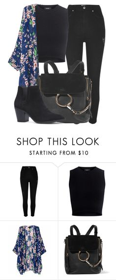 """Outfit #1780"" by lauraandrade98 on Polyvore featuring moda, River Island, Theory y Chloé"