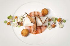 Drillette au lapin. Restaurant Le Pont de Brent. Brent / Montreux, Switzerland…