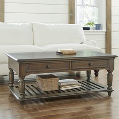 Birch Lane Roosevelt Coffee Table | Birch Lane