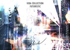 New collection 'Futuristic cloud and vision' is avaliable in VIDA shop on site  http://shopvida.com/collections/voices/adam-miszk   I invite everyone who wants to give me your love voice in fashion and buy my beautiful design.