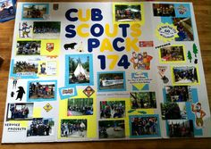 A recruiting poster for Cub Scouts | Made It! | Cub scout ...