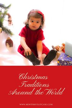 Christmas Traditions Around the World. It is really crazy that every country has its own way to celebrate Christmas.