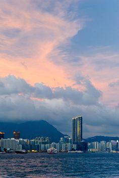 All sizes | HK Harbour night (18 of 42).jpg, via Flickr.
