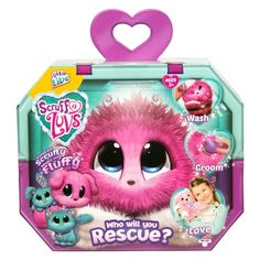 d18ebe9241 Little Live Pets Scruff-A-Luv - Pink or Blue   Target  15 Faolan