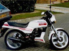 honda mbx 80