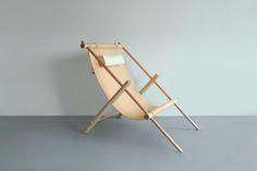 Ovis Lounge Chair by Ladies & Gentlemen