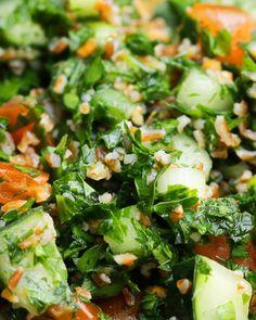 Tabbouleh Recipe by Tasty