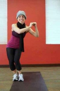 Your Fun Winter Workout Routine | fitbottomedgirls.com