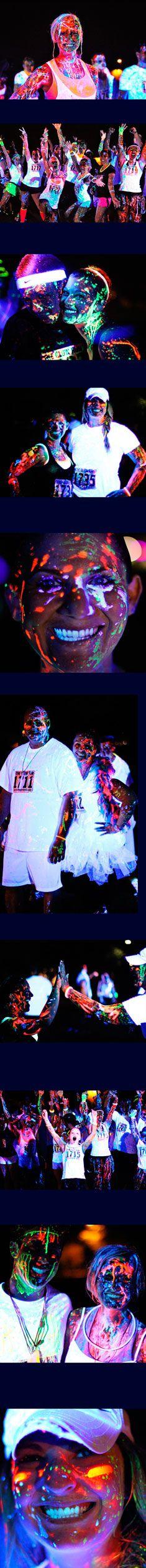 oooohh yeah! i found another run to do!!!  Neon splash dash  neon glow in the dark 5k!!!!  signing up ASAP!
