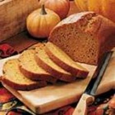 #recipe #food #cooking Pumpkin Spice Bread..