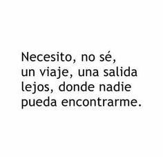 Necesito