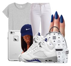 """I dont really wanna dance i hate most these songs"" by honey-cocaine1972 ❤ liked on Polyvore featuring Monki, Nike Golf, Pieces, MCM and Retrò"