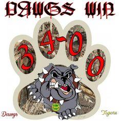 10-11-14 DAWGS WIN