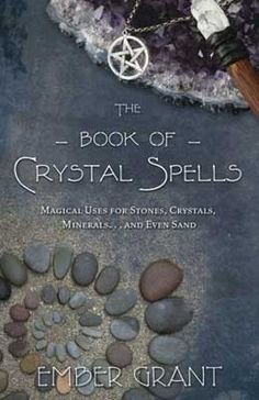 Learn about the types of crystals, rocks, and gemstones, and get tips on purchasing, cleansing, charging, and storing them. Explore methods of magic such as crystal grids and numerology, quartz points and clusters, metals and alchemy, glass and sand magic, magical jewelry, elixirs, personal power stones, meditation, and divination. Extensive appendices of correspondences and a glossary make this guide useful for beginners as well. - See more at: http://www.mythical-gardens.com