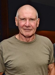 Harrison Ford Shaved His Head Chris Cornell, Harrison Ford Indiana Jones, Photography Movies, Carrie Fisher, Hollywood Actor, Vintage Hollywood, We The People, Celebrity Photos, Star Wars