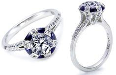 I Really Like tacori engagement ring