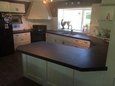 Countertops, Kitchen Island, Tables, Home Decor, Island Kitchen, Homemade Home Decor, Counter Tops, Mesas, Counter Top