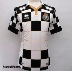 BOAVISTA FC Errea Home Shirt 2015/16 NEW M,L,XL,XXL 15/16 Camisa Jersey Portugal