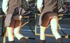 Pepping Tom Retro Public Show Schoolgirls Women Wrestling Windy Skirts DVDs…